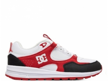DC Kalis Lite Yt White/BlackAthletic Red (thumb #0)