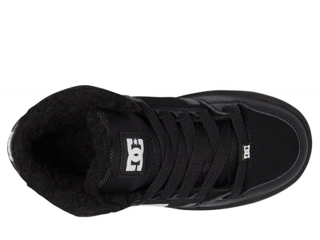 DC Pure High WNT Winterized Black/Black/White