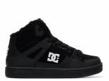 DC Pure High WNT Winterized Black/Black/White (#0)