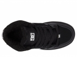 DC Pure High WNT Winterized Black/Black/White (#1)