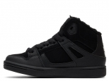 DC Pure High WNT Winterized Black/Black/White (#2)