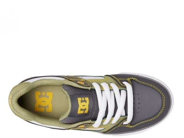 DC Pure Yt SE Grey/White/Yellow