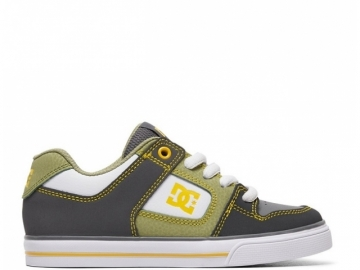 DC Pure Yt SE Grey/White/Yellow (thumb #0)
