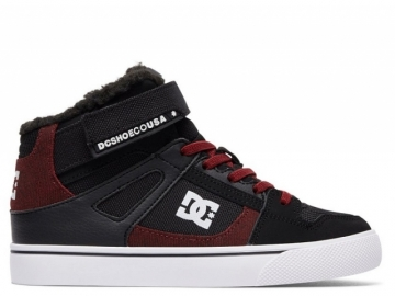 DC Spartan High WNT EV Black/Dark Red (thumb #0)