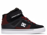 DC Spartan High WNT EV Black/Dark Red