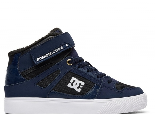 DC Spartan High WNT EV Navy/Black (detaliu #0)
