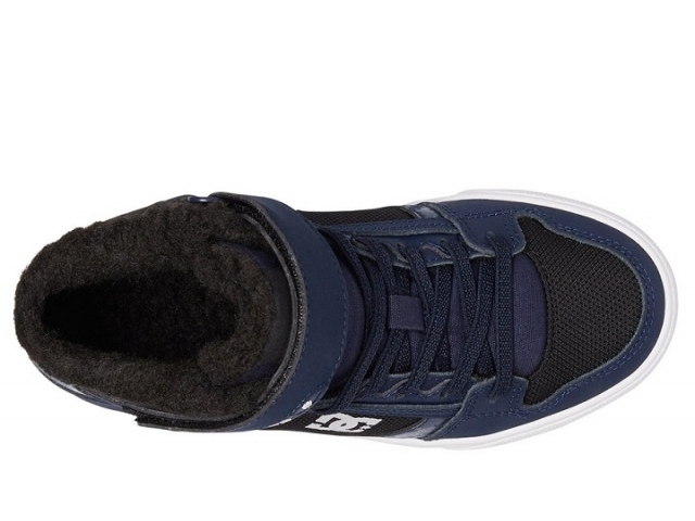 DC Spartan High WNT EV Navy/Black (detaliu #2)