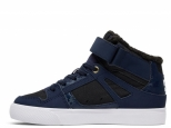 DC Spartan High WNT EV Navy/Black (thumb #1)