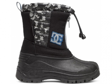 DC Squamish Boots Kids Black (thumb #0)