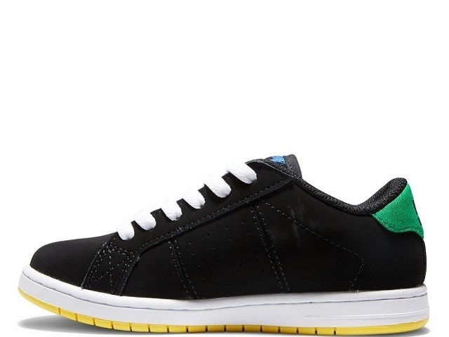 DC Striker Youth Black/Multi (detaliu #1)