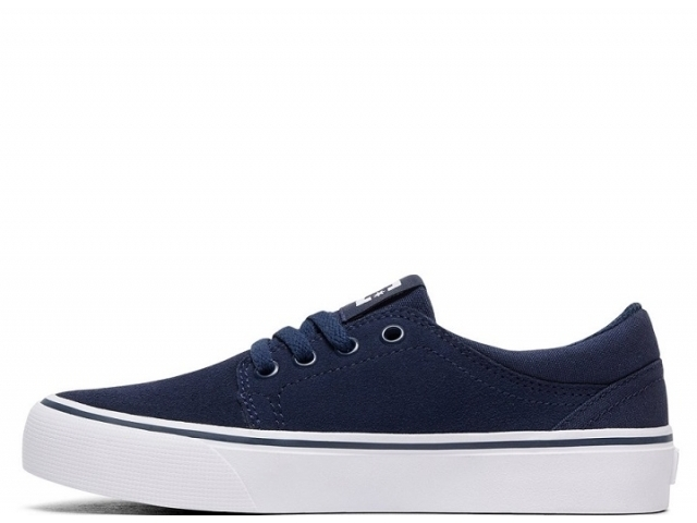 DC Trase Youth Navy (detaliu #1)