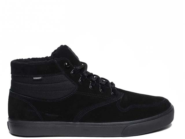 Element Topaz C3 Mid Youth Black/Black (detaliu #0)