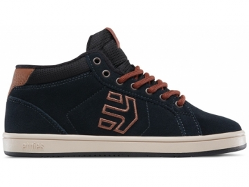 Etnies Fader MT Navy/Brown/White (thumb #0)