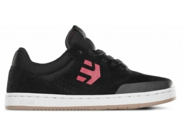 Etnies Marana Kids Black/Red/White (thumb #0)