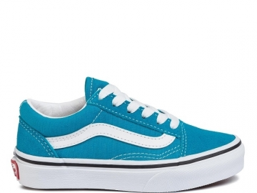 Vans Old Skool YT Caribbean Sea/True White (thumb #0)