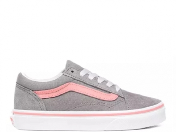 Vans Old Skool YT Frost Gry/Pink Icing (thumb #0)