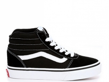 Vans Ward Hi YT Black/White (thumb #0)