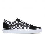 Vans Ward YT Chekered Black/True White
