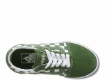 Vans Ward YT Chekered Garden Green (#1)