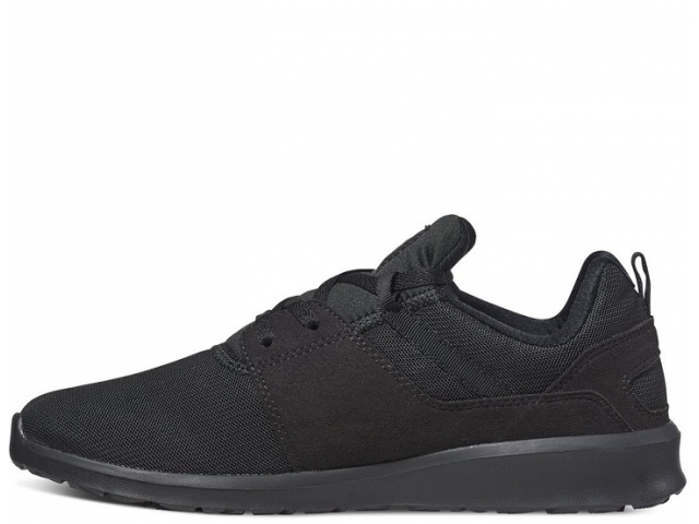 DC Heathrow Black/Black/Black (detaliu #1)