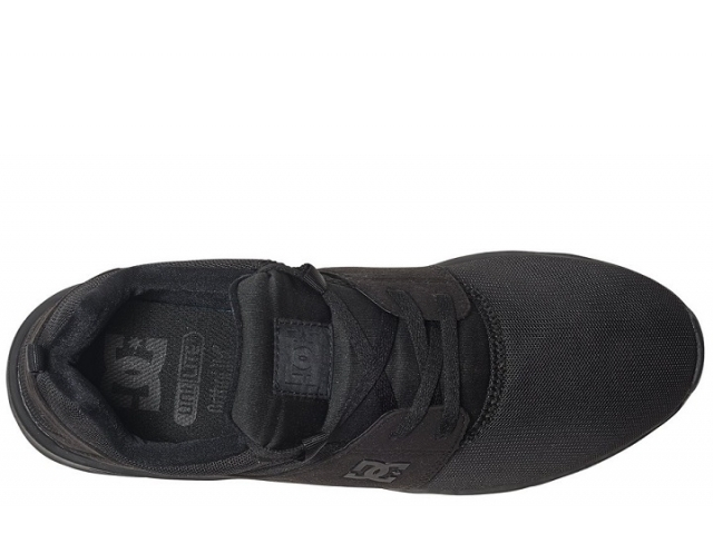 DC Heathrow Black/Black/Black (detaliu #2)