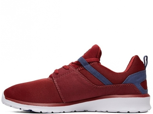 DC Heathrow Dark Red