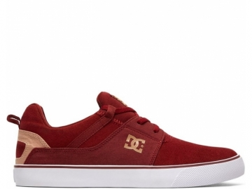 DC Heathrow Vulc Burgundy/Tan (thumb #0)