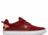 DC Heathrow Vulc Burgundy/Tan