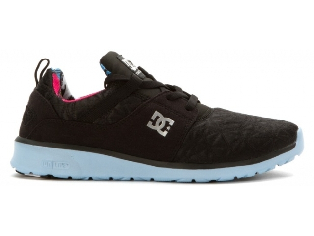 DC Heathrow Ws X TR Black/Print