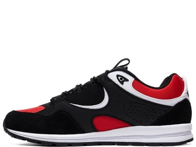 DC Kalis Lite Black/Athletic Red/White (detaliu #1)
