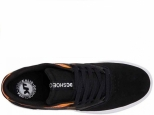 DC Kalis Vulc S Black/Orange (#2)