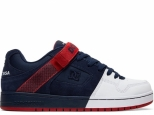 DC Manteca V Navy/Red