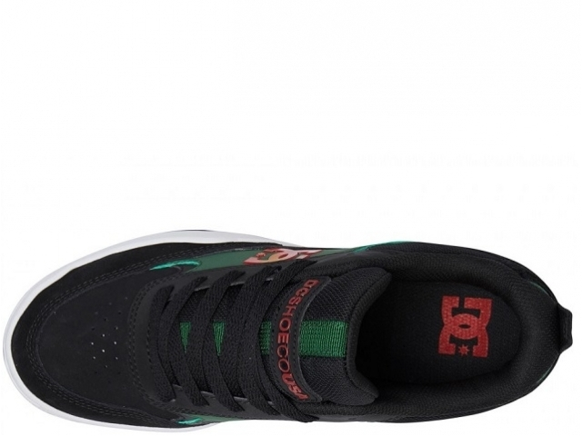 DC Penza Black/Red/Green