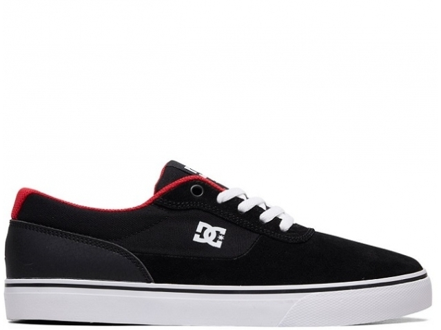 DC Switch Black/Athletic Red (detaliu #0)