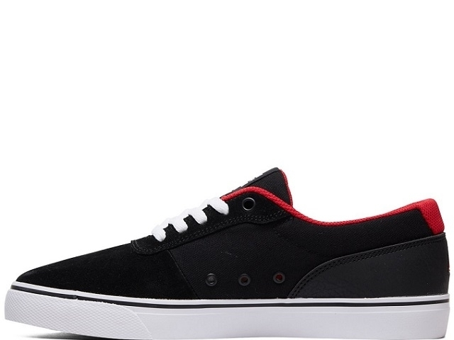 DC Switch Black/Athletic Red (detaliu #1)