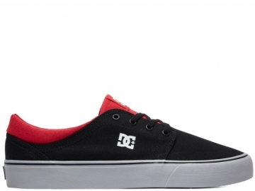 DC Trase TX Black/Battelship/Athletic Red (thumb #0)
