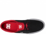 DC Trase TX Black/Battelship/Athletic Red (#2)