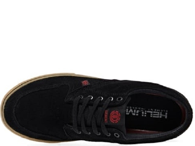 Element Topaz C3 Black/Gum/Red (detaliu #1)
