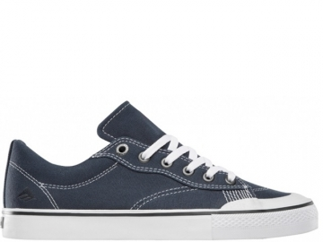 Emerica Indicator Low Navy/White (thumb #0)