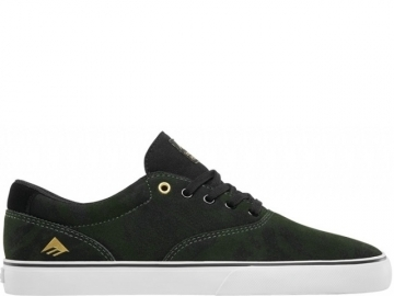 Emerica Provost Slim Vulc Green/Black/White (thumb #0)