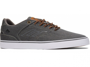 Emerica The Reynolds Low Vulc Black Wash (thumb #0)