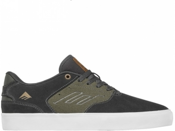 Emerica The Reynolds Low Vulc Grey/Green (thumb #0)
