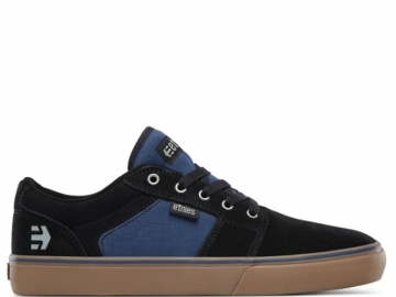 Etnies Barge LS Black/Navy (thumb #0)