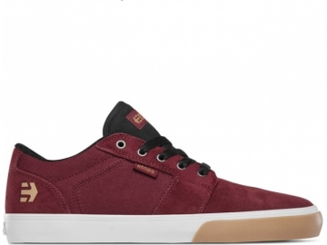 Etnies Barge LS Burgundy/Tan/White (thumb #0)