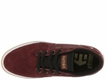 Etnies Barge LS Burgundy/Tan/White (#2)