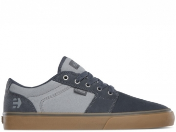 Etnies Barge LS Grey/Tan (thumb #0)
