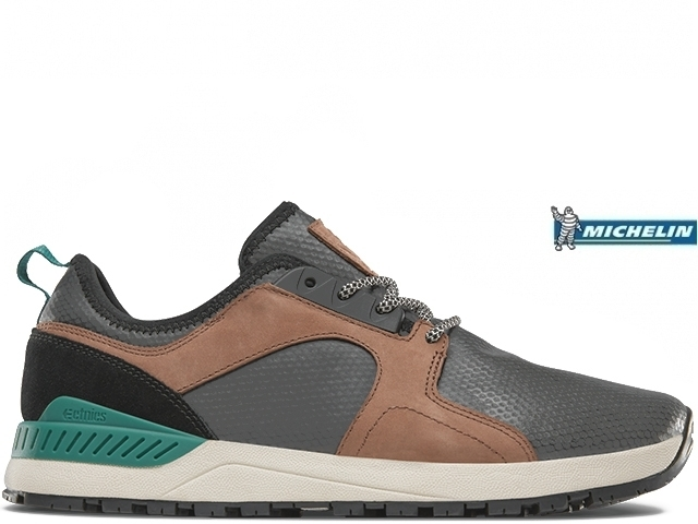Etnies Cyprus SCW Black/Brown/Green
