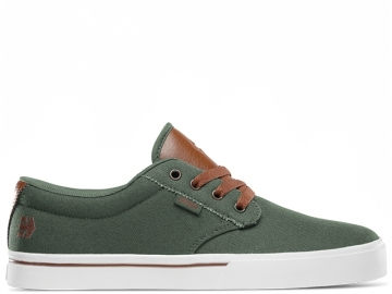 Etnies Jameson 2 Eco Olive/ Tan (thumb #0)