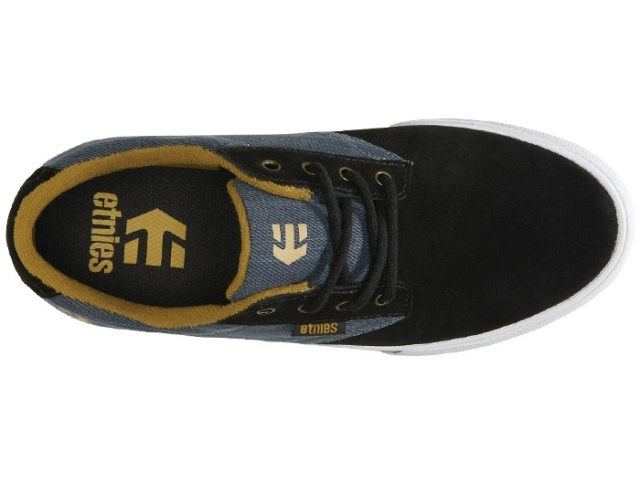 Etnies Jameson Vulc WS Black Denim (detaliu #1)