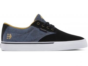 Etnies Jameson Vulc WS Black Denim (thumb #0)